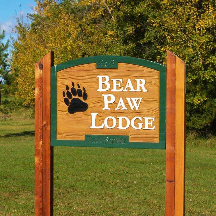 Bear Paw Hunting Lodge
